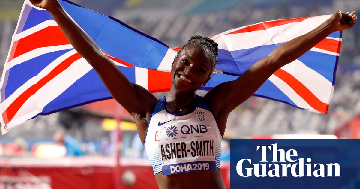 Sotherton fears fixture pile-up will deny Asher-Smith Commonwealth treble