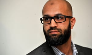 Asim Qureshi, director of Cage