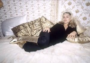 Knee-high boots. Again: Debbie in 1978