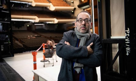 Australian theatre and opera director Barrie Kosky, who appears on Opera Holland Park's podcast.