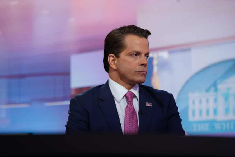 Anthony Scaramucci lasted 11 days as Donald Trump's communications director.