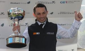 Silvestre de Sousa was sponsored by 188Bet last year.