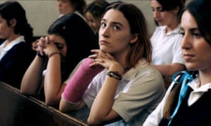Lady Bird …  a bit hit with critics – and Rotten Tomatoes.