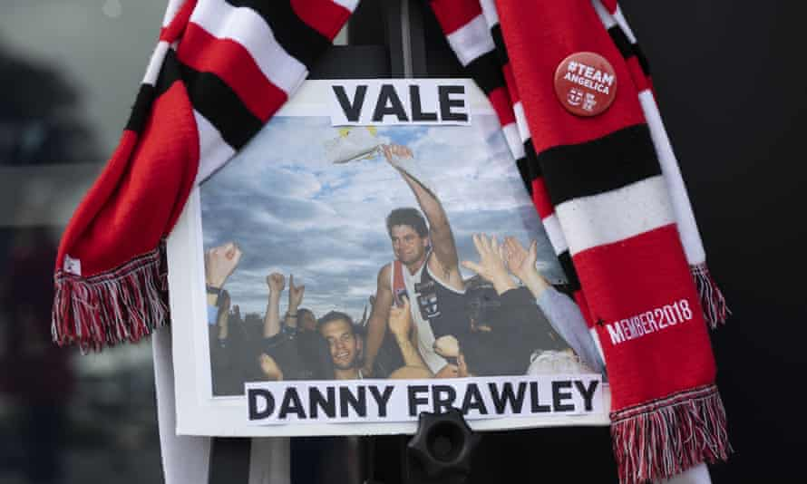 A tribute to Danny Frawley