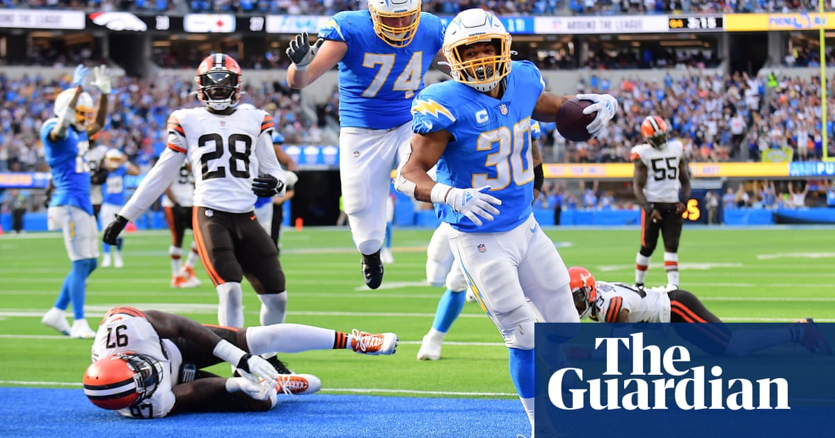 The Chargers' era of stupefying, heartbreaking losses may finally be over