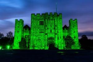 Hever Castle in Kent