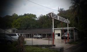 RON Hospital on the island of Nauru.