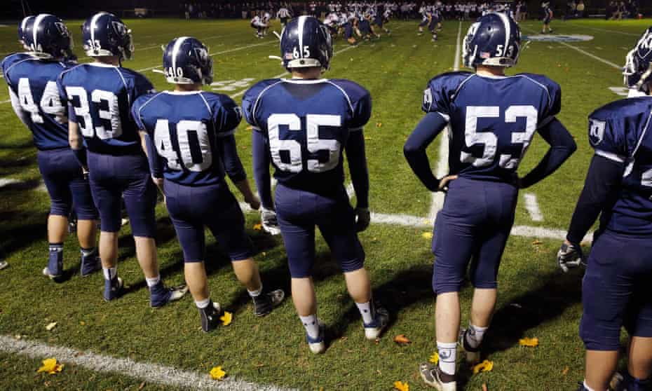 For decades, high school football has been a feelgood American institution