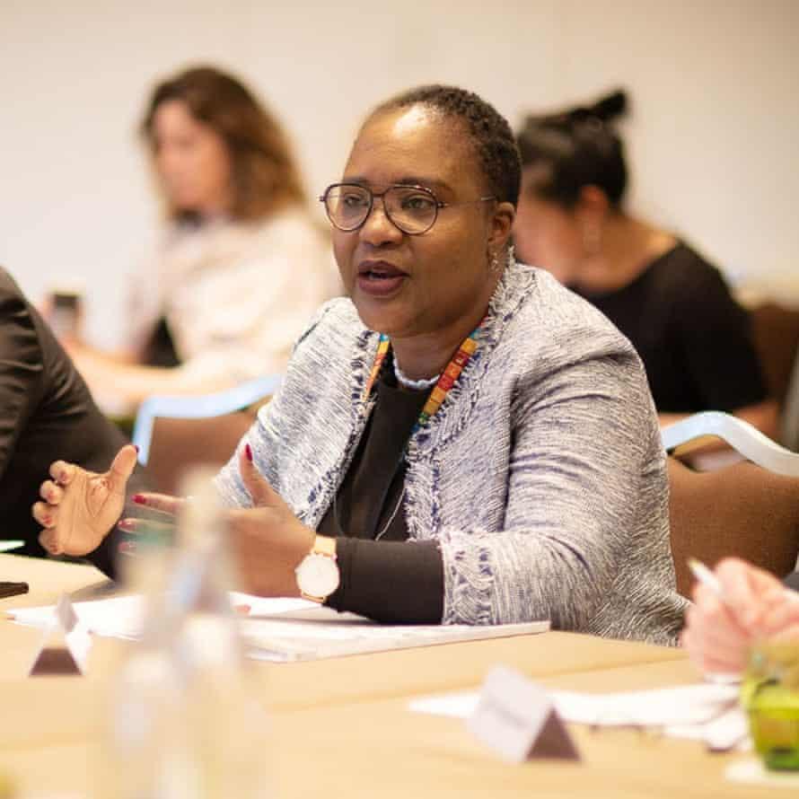 Mwelecele Ntuli Malecela, director of the control of NTDs at the World Health Organization.