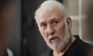 Gregg Popovich said Trump is 'a soulless coward who thinks that he can only become large by belittling others'