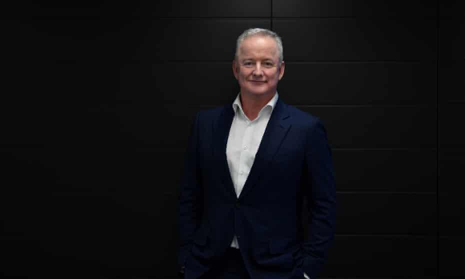 Nine chief executive officer Hugh Marks