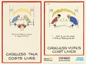 The new Lib Dem poster campaign