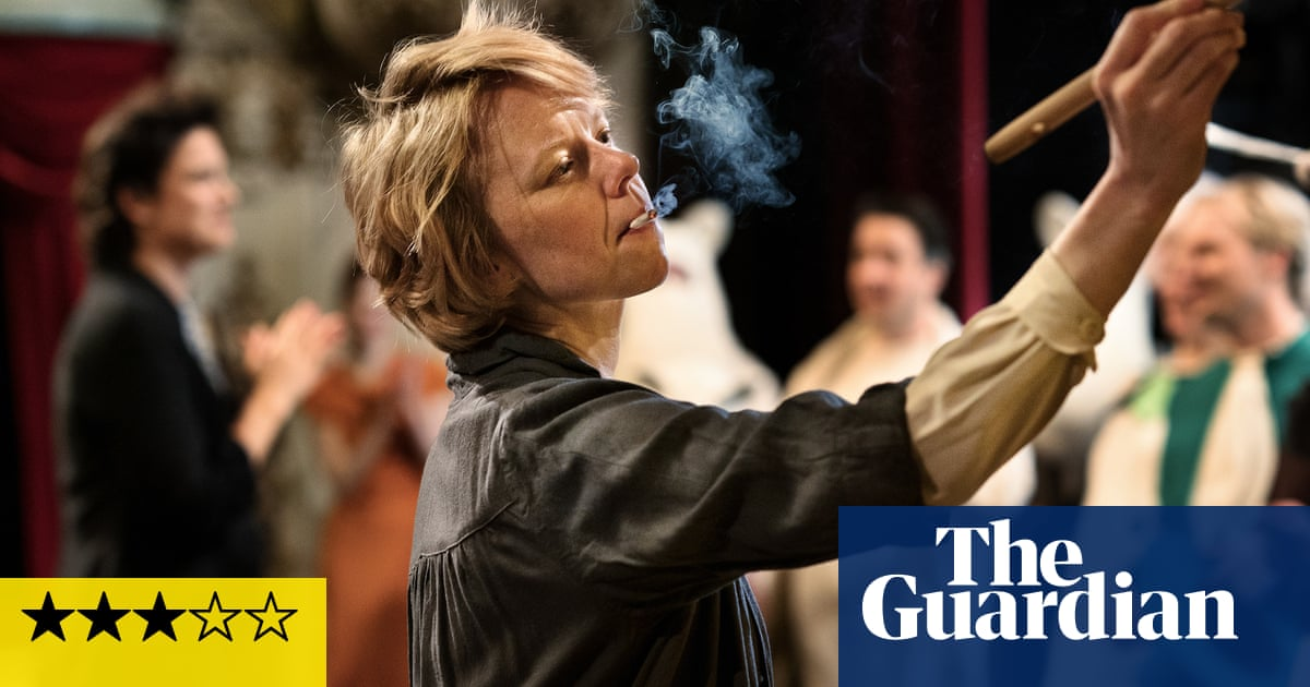 Tove review – impassioned portrayal of Moomins creator lights up biopic
