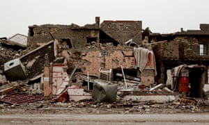 The battle to retake Ramadi from Islamic State left the city in ruins.