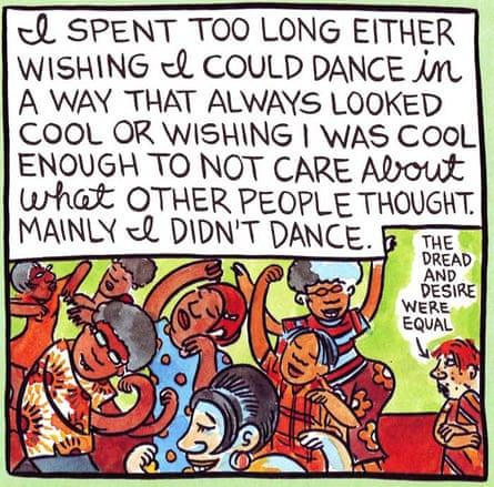 Panel from One Hundred Demons (2005), by Lynda Barry