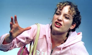 Katherine Parkinson in The Age of Consent, 2001.