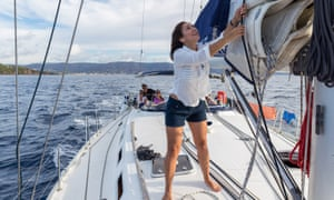 Learning to sail on the Côte d'Azur | Travel | The Guardian