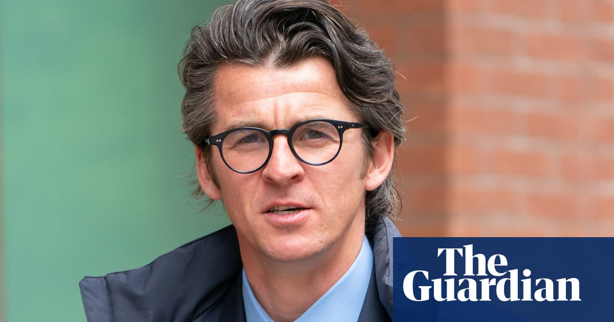 Joey Barton pushed over rival manager in tunnel after defeat, court told