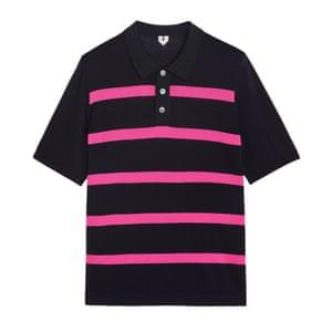 Pink stripe, £59, arket.com