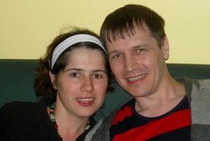Birgül and Alex