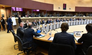 Karmenu Vella, at the meeting on air quality, Brussels, 30 January