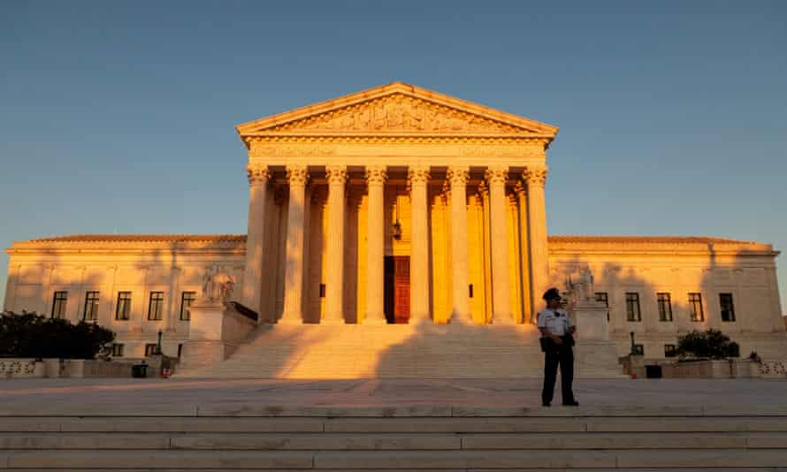 'In adding two additional justices, conservatives would continue to enjoy a 6-5 majority, but with Justice Roberts, a stalwart institutionalist, serving as the swing vote.'
