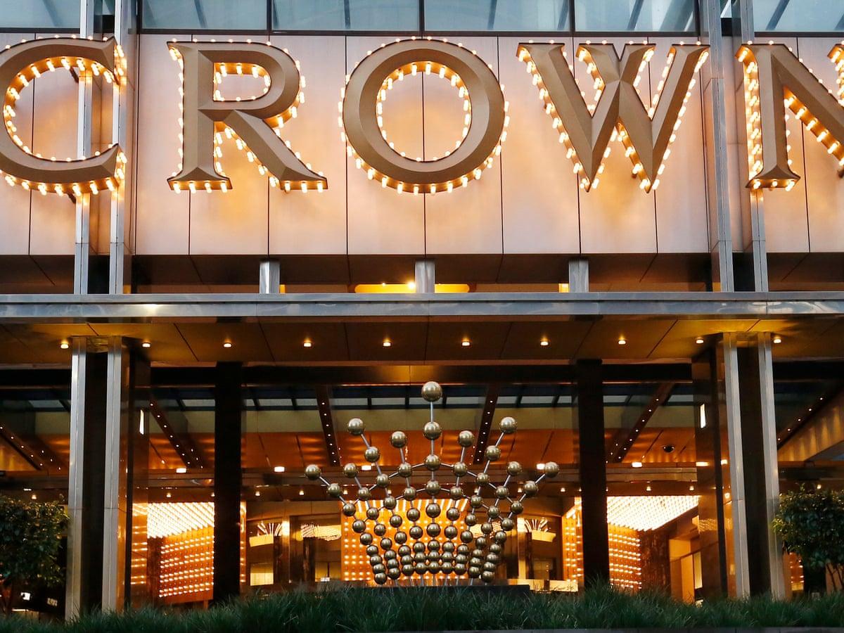 Crown casino visitor figures casino crown jackpot slot machine