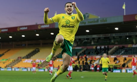 Championship roundup: Buendía hits Norwich winner as Swansea go second