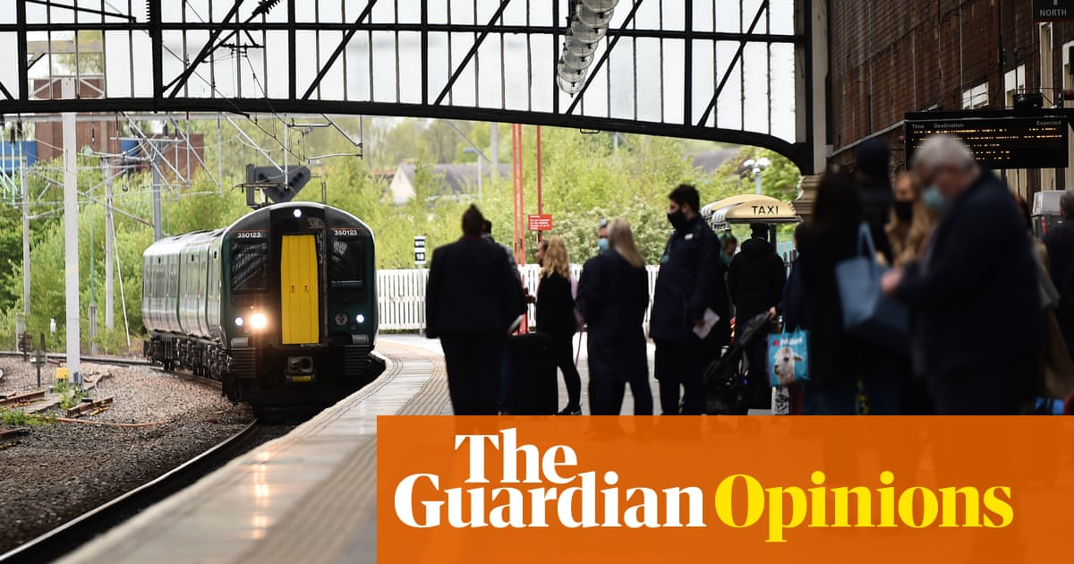 Privatisation may be on its knees, but ministers can make a mess of the railways too