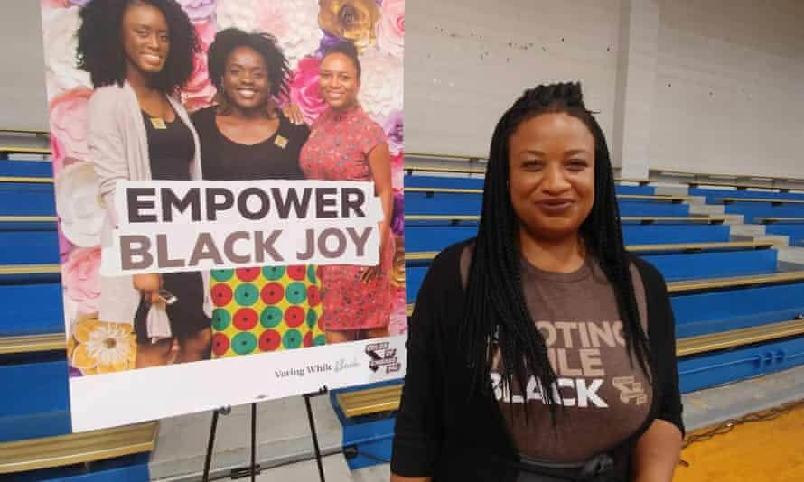 Arisha Hatch, the managing director of campaigns for Color of Change, says black voters were uninspired by Hillary Clinton in 2016.