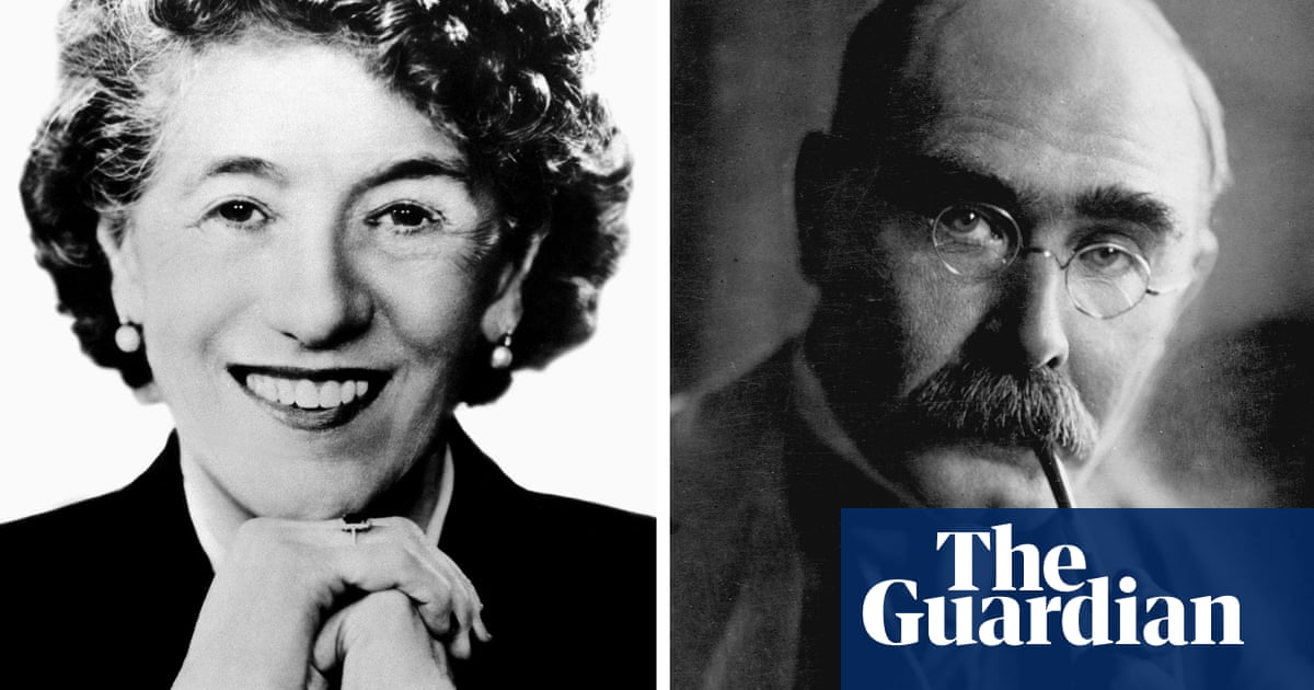 English Heritage recognises Blyton and Kipling's racism – but blue plaques to stay