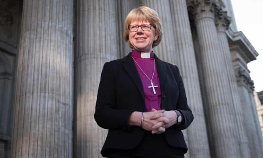 Sarah Mullally, the bishop of London, sent a message of 'heartfelt encouragement'.
