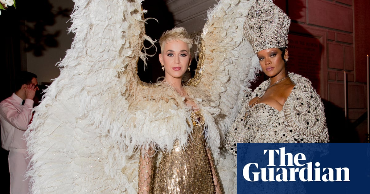 Camp and camper: the Met Gala reaches for the stars