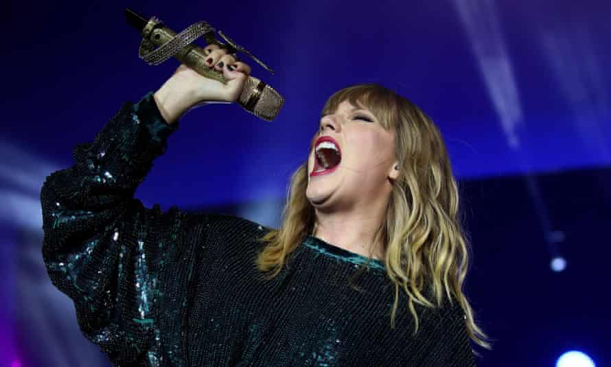 Taylor Swift has used Ticketmaster's Verified system in the US.