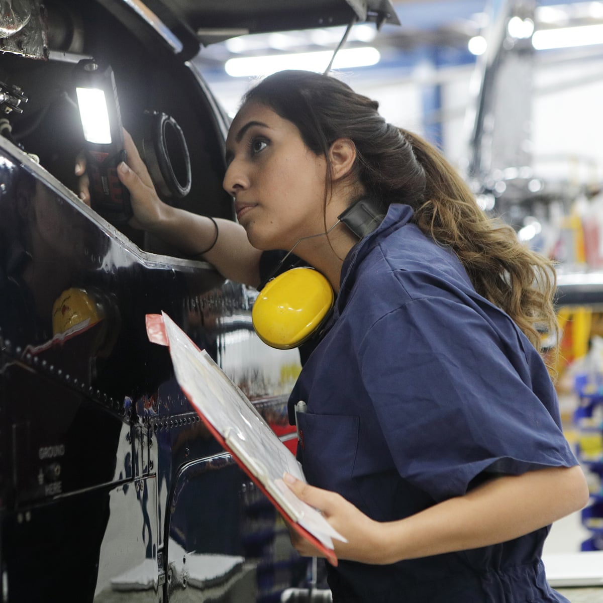 Women In Engineering It S An Exciting Time For Females To Join The Sector Guardian Careers The Guardian