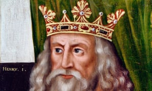 Portrait of Henry I.