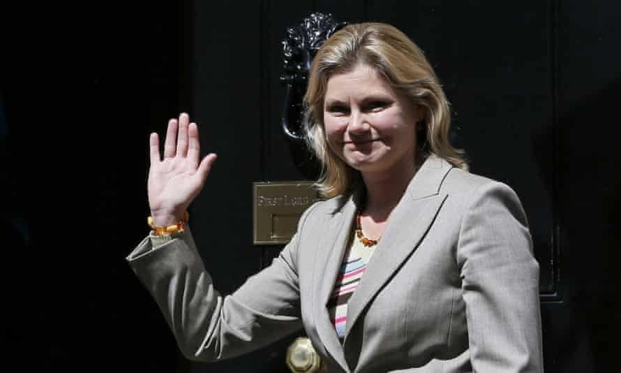 Justine Greening is opposed to Heathrow expansion.