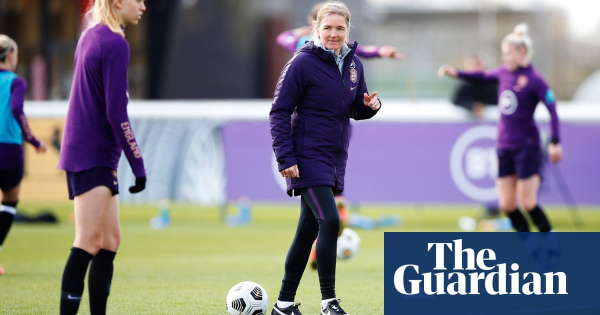 Hege Riise urges England's women to be bold on visit to France
