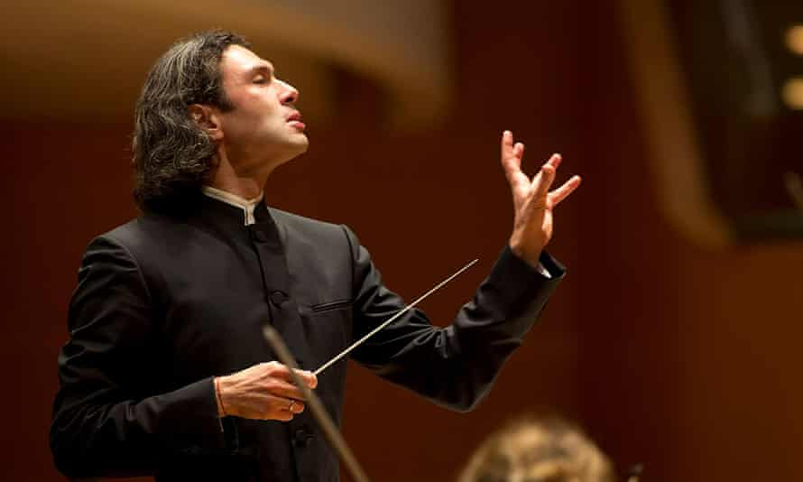 Vladimir Jurowski gives his final concert as the LPO's principal conductor for Prom 15.