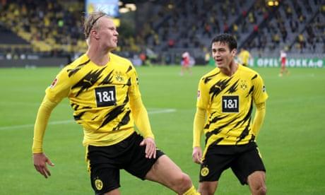 European roundup: Haaland and Reyna put Dortmund back into overdrive