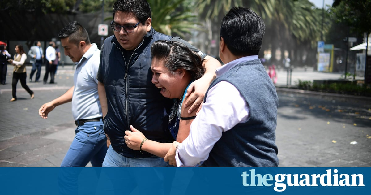 At least 225 dead after powerful earthquake hits central Mexico – Trending Stuff