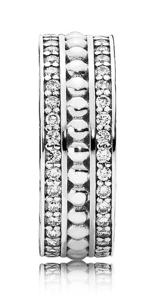 Pandora jewellery.