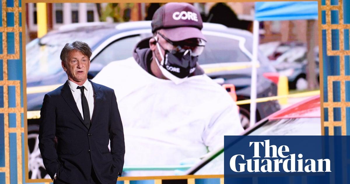 Golden Globes 2021: despite the glitz, grief took centre stage
