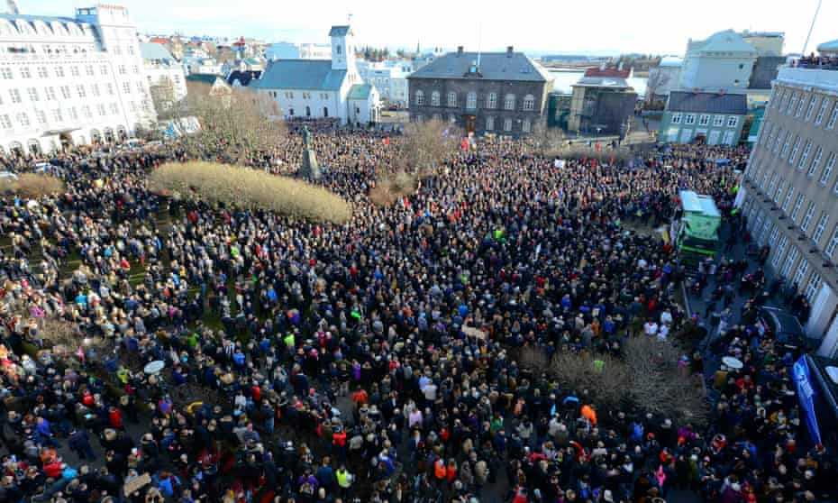 Reykjavik demo