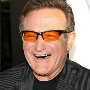 Robin Williams: forbade the use of his likeness for 25 years after his death.