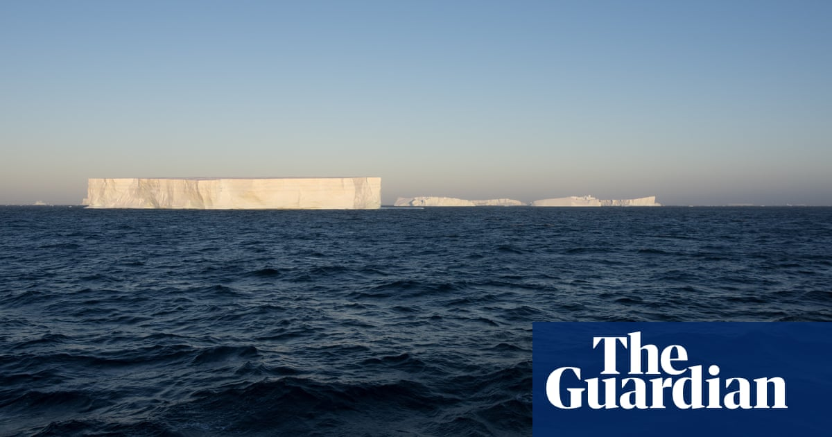 National Geographic recognizes new Southern Ocean, bringing global total to five