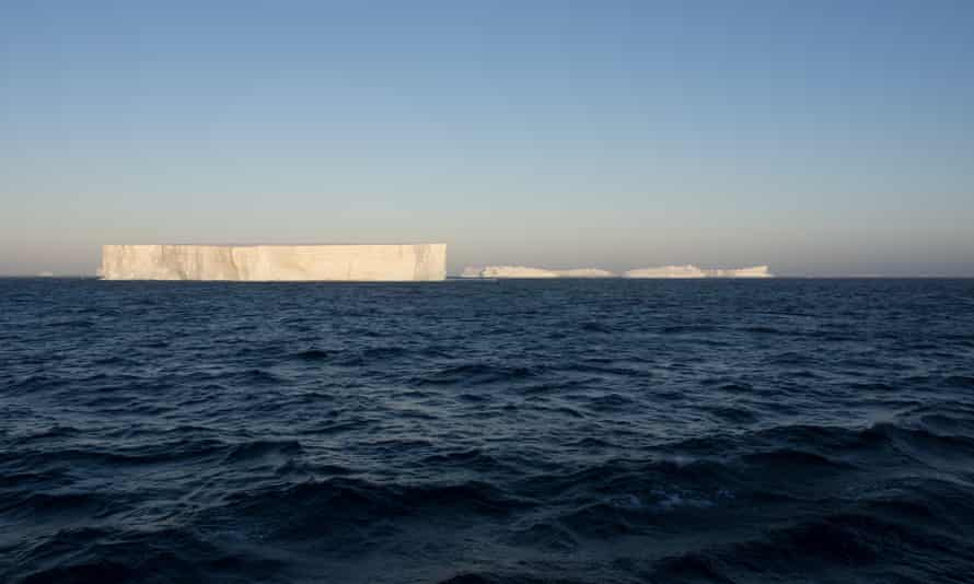 Scientists have long known that the waters surrounding Antarctica form a 'distinct ecological region defined, by ocean currents and temperatures'.