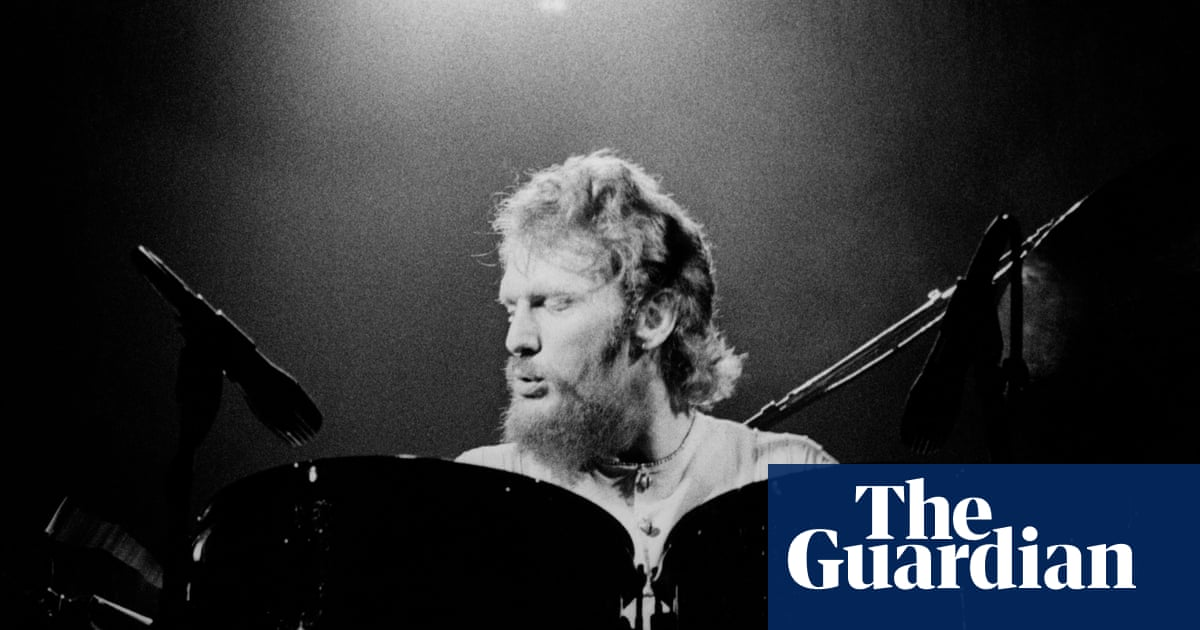 Ginger Baker, wild and brilliant Cream drummer, dies aged 80