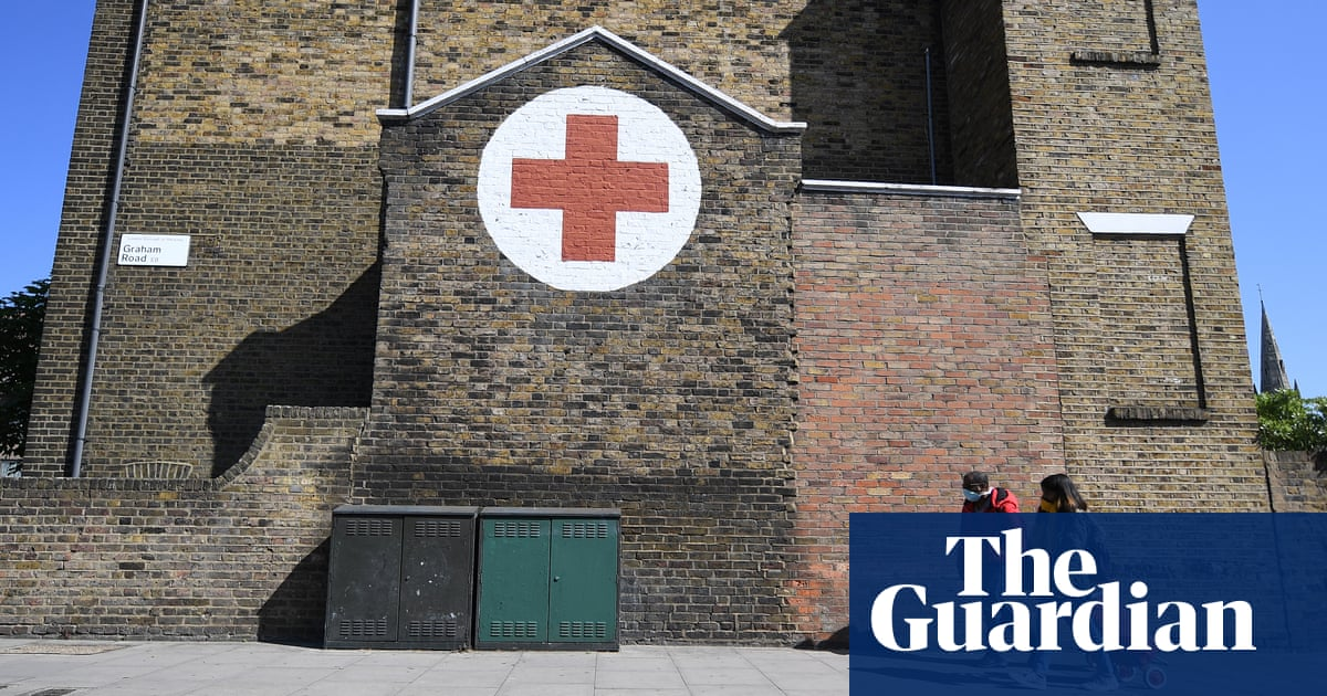Red Cross calls for UK to tackle inequalities exposed by Covid