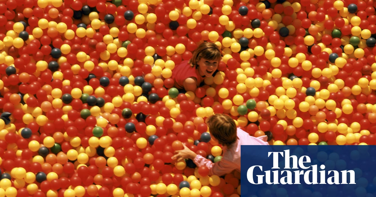 From ball pits to water slides: the designer who changed children's playgrounds for ever